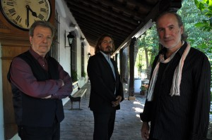 Pablo Ziegler & Quique Sinesi, guest Walter Castro